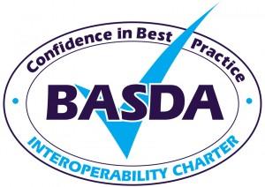 BASDA Interoperability Charter logo
